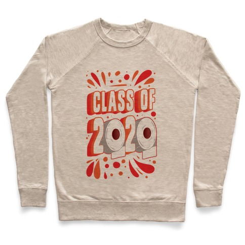 Class of 2020 Pullover