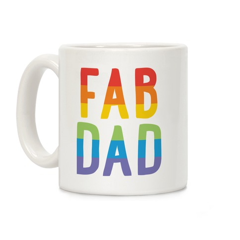 Fab Dad Coffee Mug