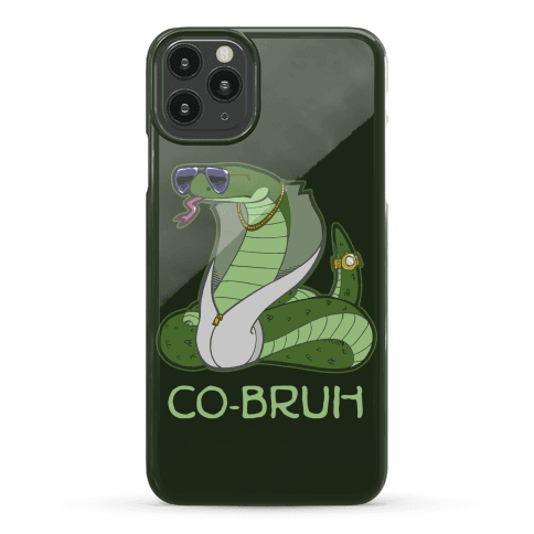 Co-Bruh Phone Case