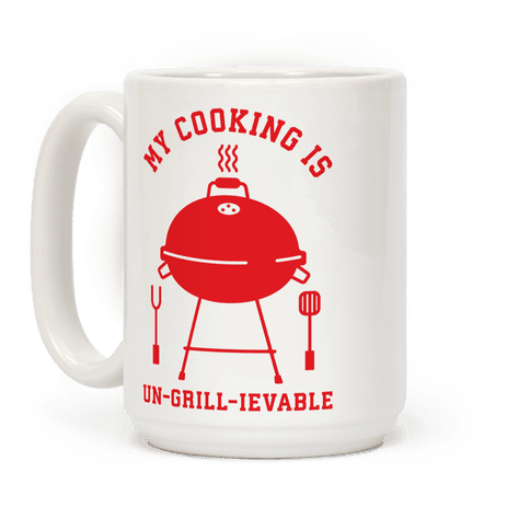 My Cooking is Un-grill-ievable