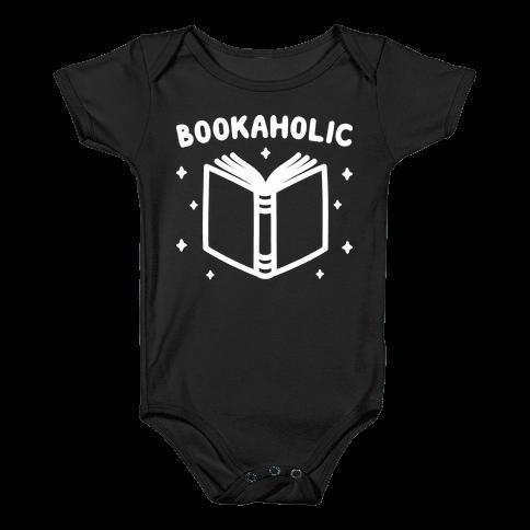 Bookaholic Baby Onesy