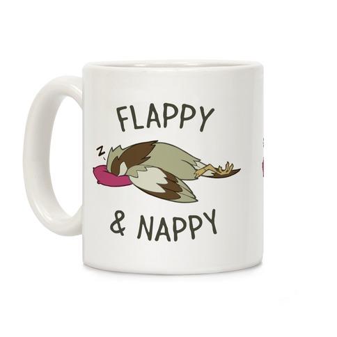 Flappy And Nappy Coffee Mug