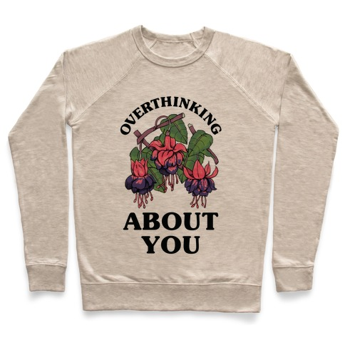 Overthinking About You Pullover