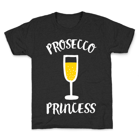 Prosecco Princess Kids T-Shirt