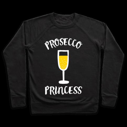 Prosecco Princess Pullover