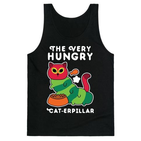 The Very Hungry Cat-erpillar Tank Top