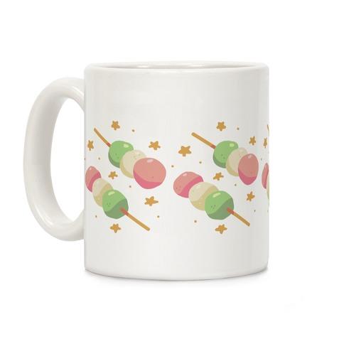 Dango & Stars Coffee Mug