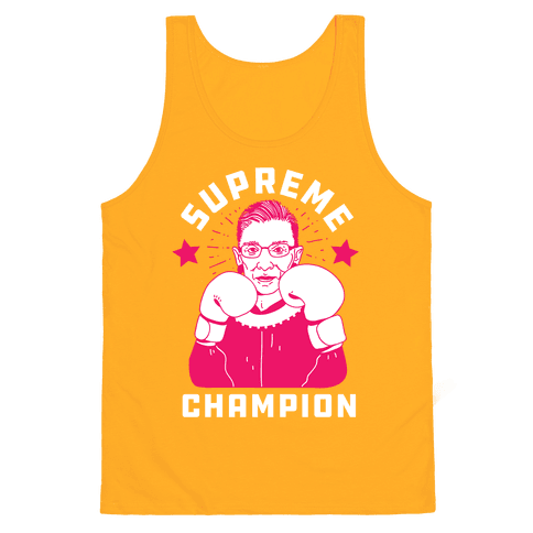 Supreme Champion RBG Tank Top