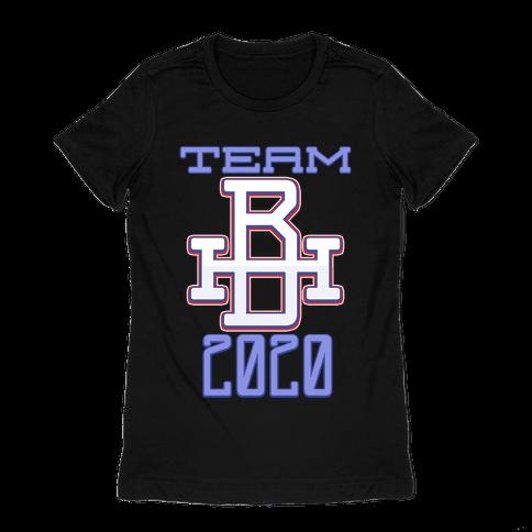 Team Biden/Harris Sportster Womens T-Shirt