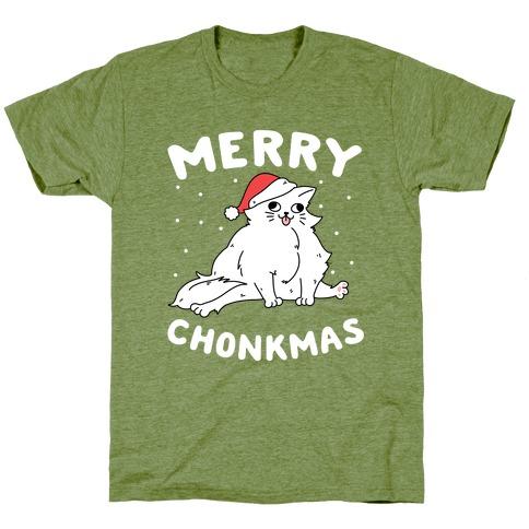 Merry Chonkmas T-Shirt