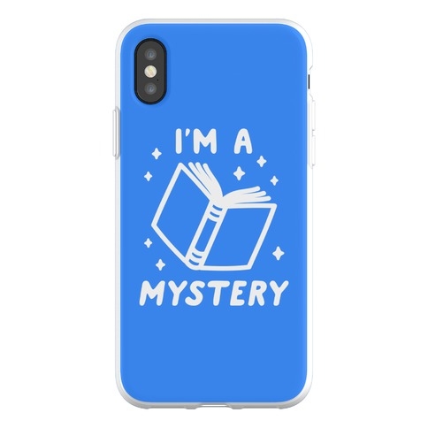 I'm A Mystery Phone Flexi-Case
