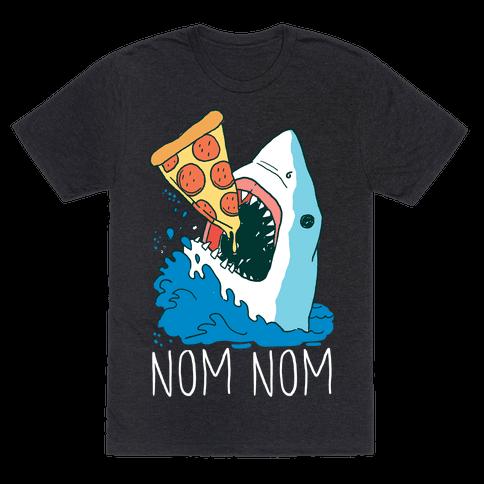 Nom Nom Pizza Shirt
