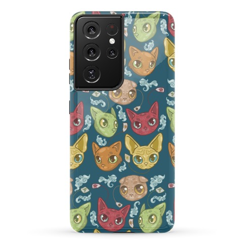 Tea Cats Phone Case