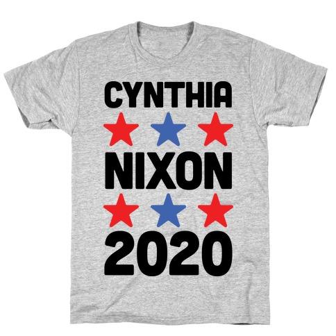 Cynthia Nixon 2020 T-Shirt