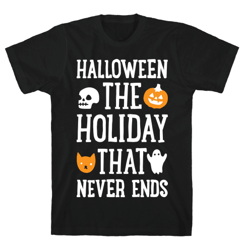 Halloween The Holiday That Never Ends