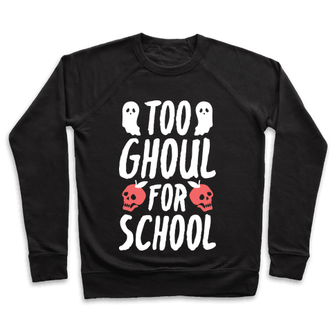 Too Ghoul For School