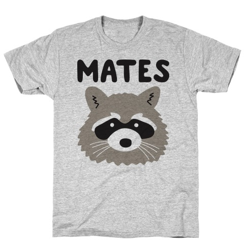 Trash Mates Pair - Raccoon 2/2 T-Shirt