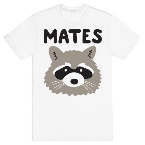Trash Mates Pair - Raccoon 2/2 T-Shirt