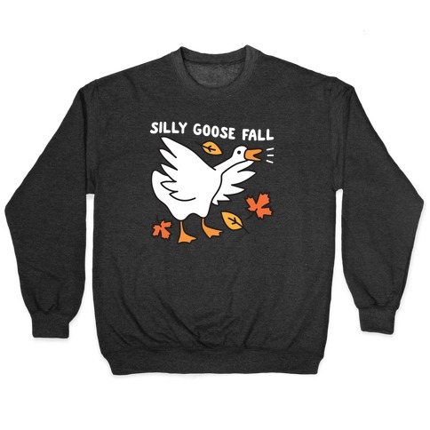 Silly Goose Fall Pullover