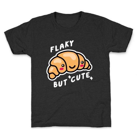 Flaky But Cute Kids T-Shirt