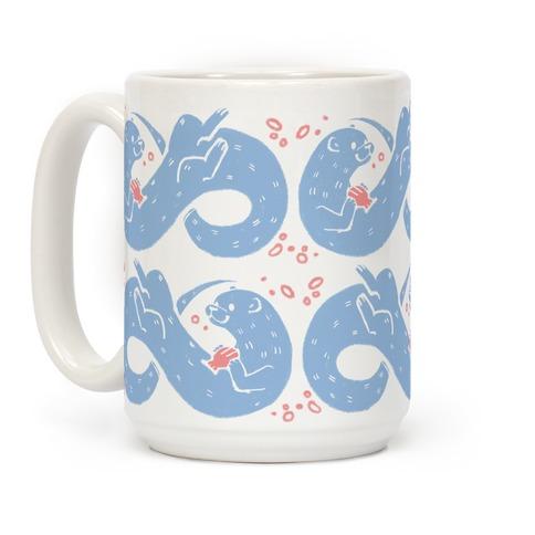 Infinity Otter  Coffee Mug