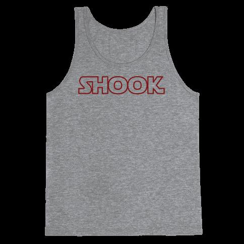 Shook Parody Tank Top