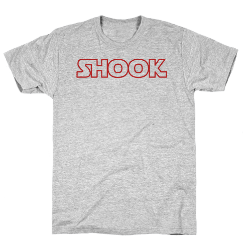 Shook Parody Mens T-Shirt
