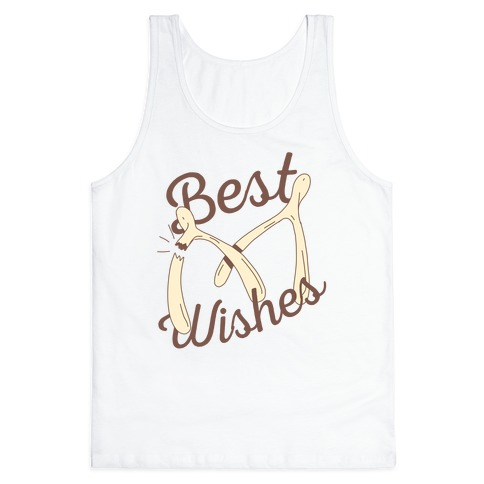 Best Wishes Tank Top