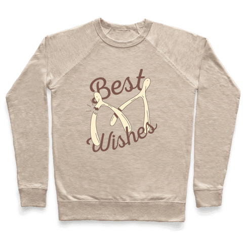 Best Wishes Pullover