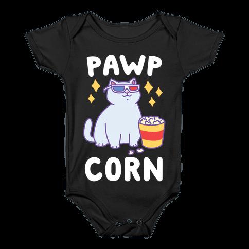 Pawpcorn Baby Onesy