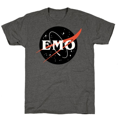 Emo Nasa Parody T-Shirt