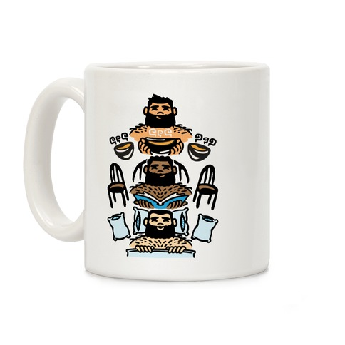 The 3 Bears Coffee Mug