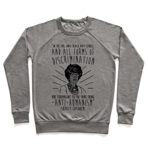 Shirley Chisholm  Pullover