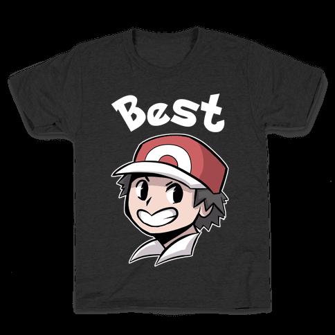 Best Frenemies (Red) Kids T-Shirt