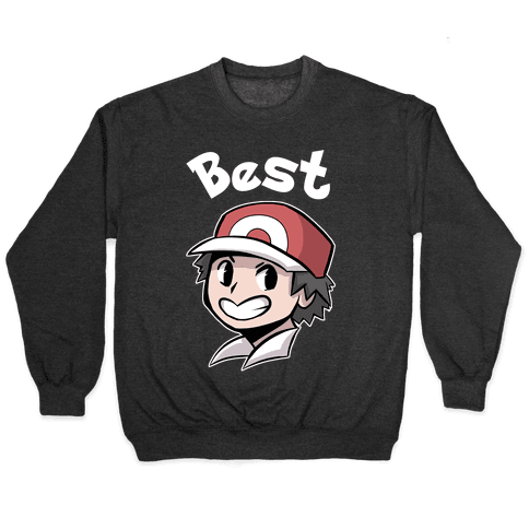 Best Frenemies (Red) Pullover