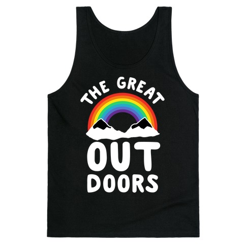 The Great OUT Doors Tank Top