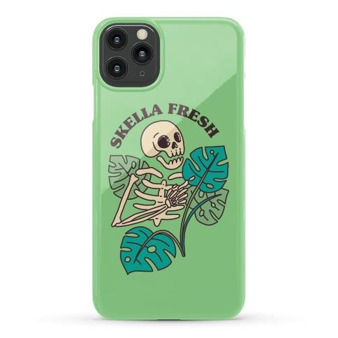 Skella Fresh Plants Phone Case
