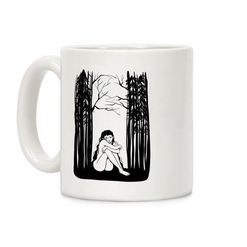 Forest Nymph Coffee Mug