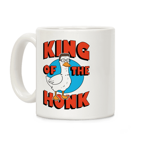 King Of The Honk Coffee Mug
