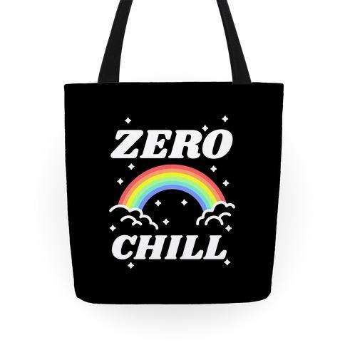 Zero Chill Rainbow Tote