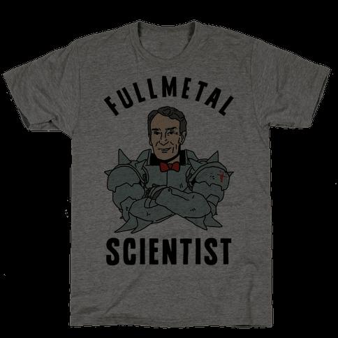 Fullmetal Scientist