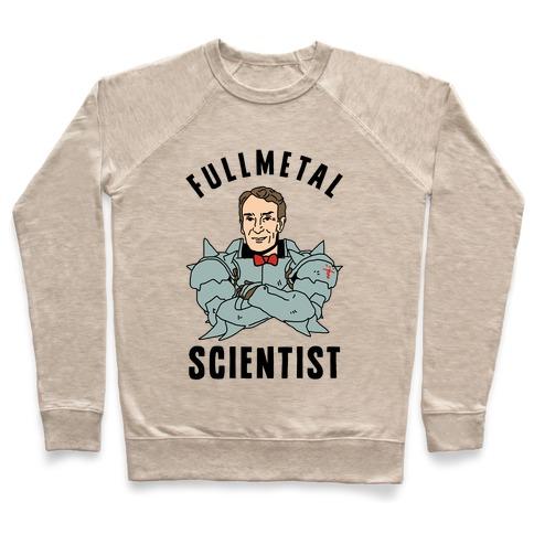 Fullmetal Scientist Pullover