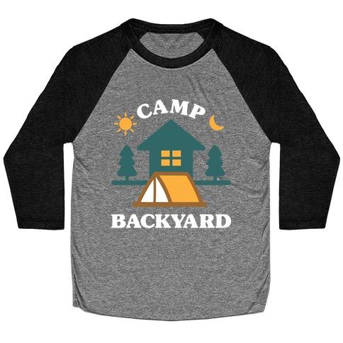 Camp Backyard Baseball Tee