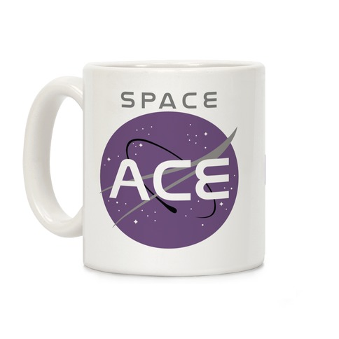 Space Ace Coffee Mug