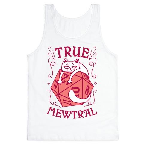 True Mewtral Tank Top