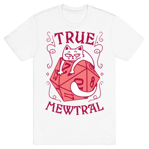 True Mewtral T-Shirt