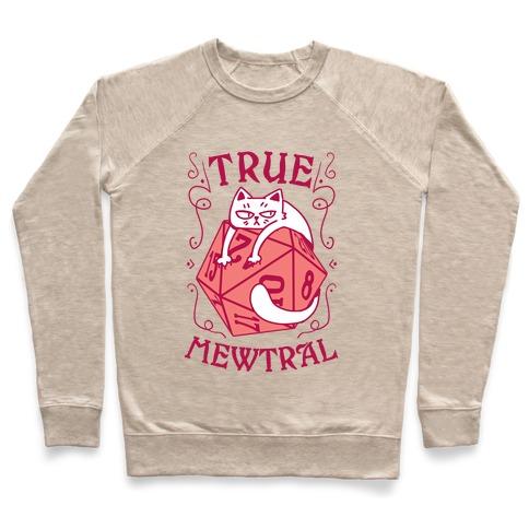 True Mewtral Pullover