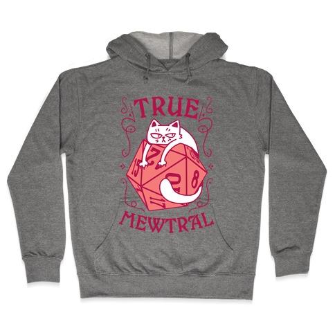 True Mewtral Hooded Sweatshirt