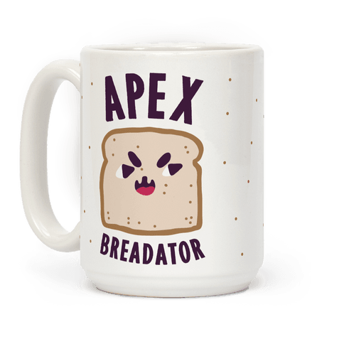 Apex Breadator  Coffee Mug