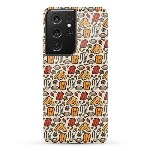 Fall Football Butts  Phone Case